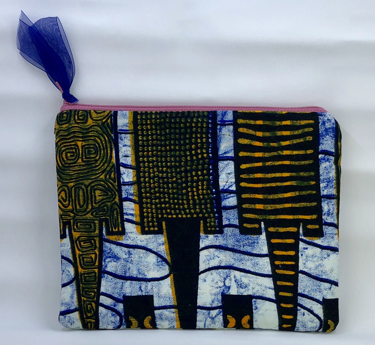 from 'Wambui Made It' Pouch Collection