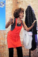 Wambui Performs