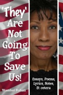 Book Cover - They Are Not Going to Save Us by Wambui Bahati