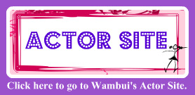 Wambui Actor Site