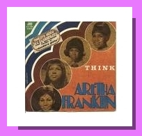 Aretha Franklin Album Cover