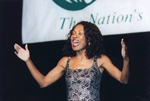 Wambui Bahati Speaking at NAMI 2000 Annual Convention  June 14-18, 2000