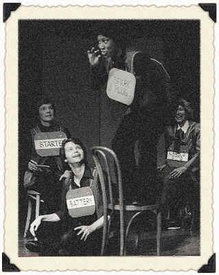 New York City Center's Young People's Theater (Left) Wambui Bahati (John Ann Washington) is a Spark Plug.