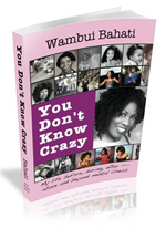 You Don't Know Crazy Book Cover