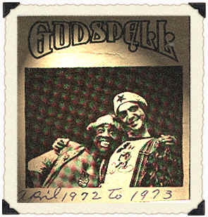 Wambui and Bart Braverman - Washington, DC, Godspell Promo