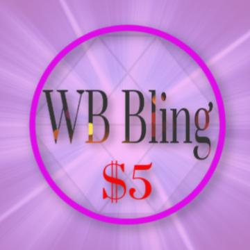 WB Bling logo