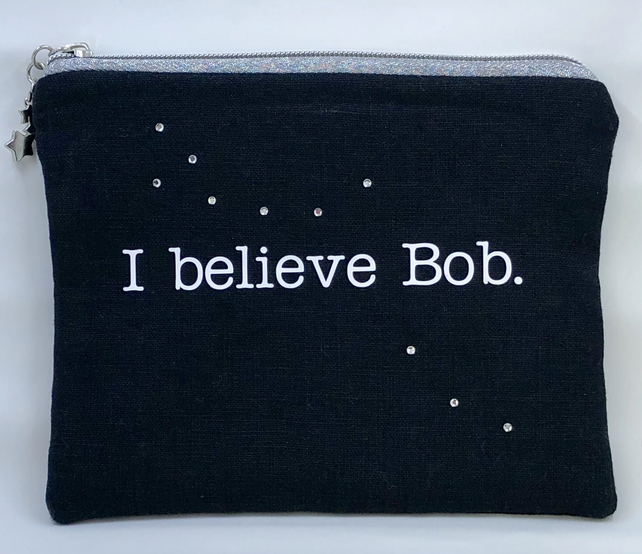 from 'Wambui Made It' - I believe Bob Lazar pouch - front