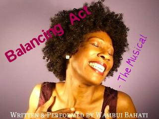 Wambui Bahati in Balancing Act